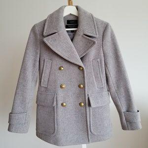 🍁 J.crew 80% wool coat!